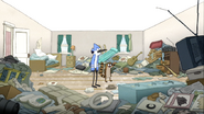 S3E34.049 Mordecai and Rigby's Messy Room