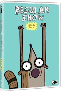 RegularShow RigbyPack