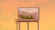 S4E18.084 The Pine Mountains Billboard
