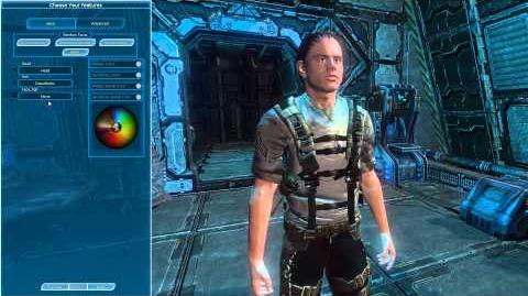 The Repopulation - Character Creation