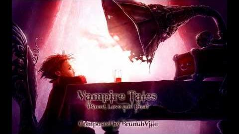 Fantasy Music - Vampire Tales (Blood, Love and Dust)