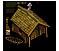 Icon pirate hut