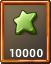 Buff xp 10000