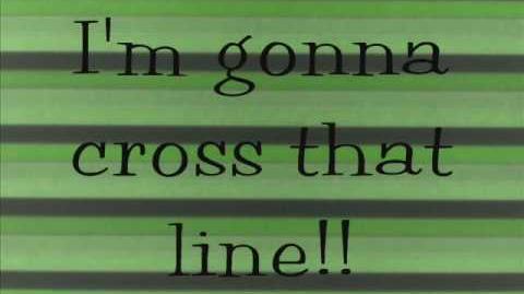 Cross the Line, Superchick, lyrics