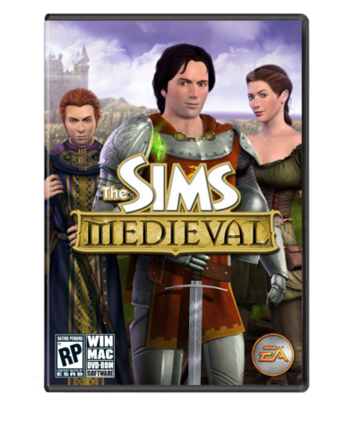File:The Sims Medieval cover.png