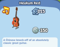 Neukum Red