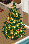 Gold Decorated Tree 4