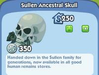 Sullen-Ancestral-Skull