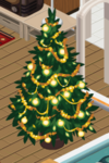 Gold Decorated Tree 2
