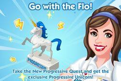 Go with the flo
