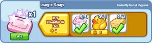 Magic Soap Craft Bar