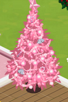 Pink Decorated Tree 7