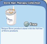 DoveHairTherapyCollection