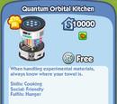 Quantum Orbital Kitchen