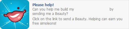 Beauty Wall Post