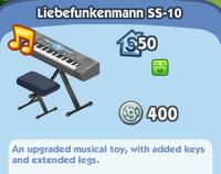 Liebefunkenmann SS-10