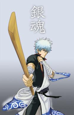 Sakata Gintoki image1