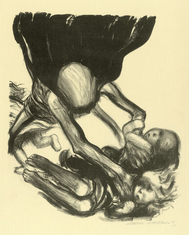 File:Death seizes the children Kathe Kollwitz.jpg