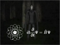 Quantum slenderman