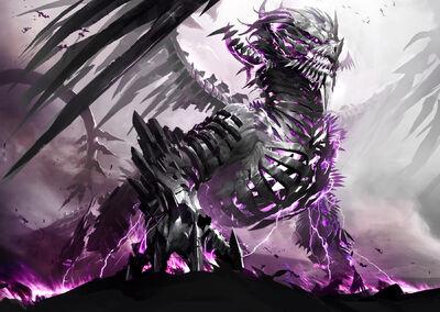 Dragon 03 concept art (The Shatterer)