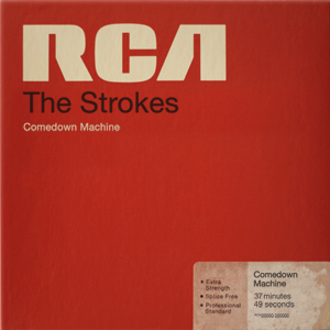 File:The Strokes - Comedown Machine.jpg