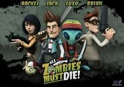 All zombie DIE!