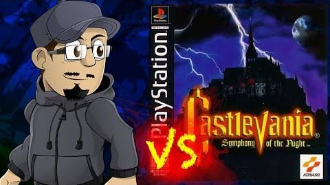 Johnny vs. Castlevania Symphony of the Night