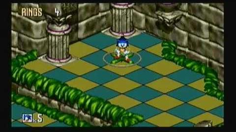 SGB Review - Sonic 3D Blast