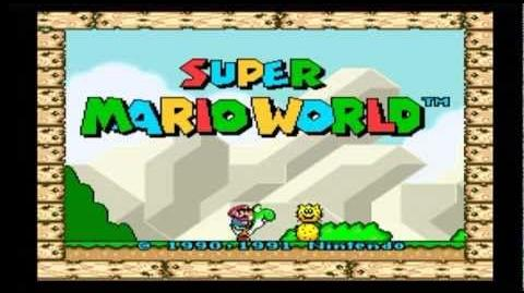 Johnny vs. Super Mario World & All-Stars
