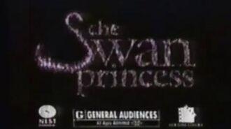 The Swan Princess (1994) - TV Spot Trailer