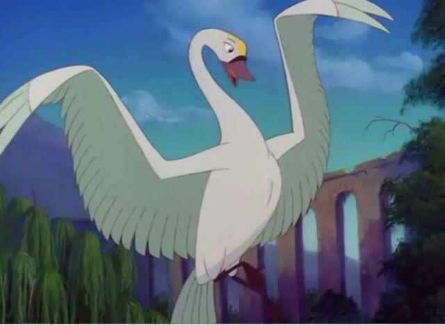 File:Odette in her swan form