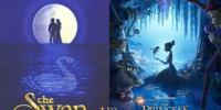 List of homages in Disney's The Princess and the Frog