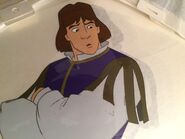 10 lbs of animation production cells & sketches from The Swan Princess (1994) 6