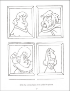 Swan Princess Funtime Activity Book page 37