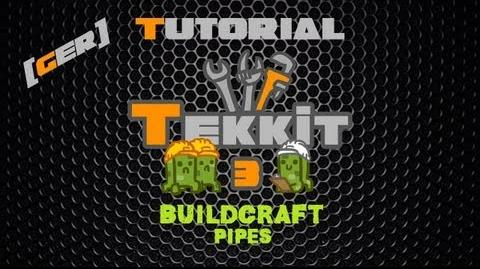 Minecraft Tekkit Classic Tutorial DE HD - BuildCraft Itempipes