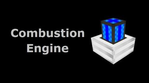Combustion Engine - Buildcraft In Minutes