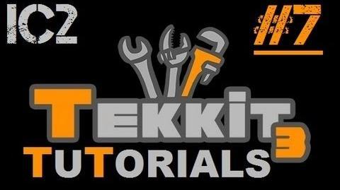 Tekkit Tutorials - IC2 7 - Advanced Machines-1