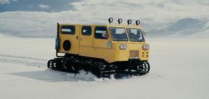 Thiokol Spryte 1200 snowcat
