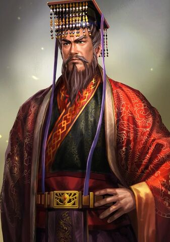 File:Sun Quan (emperor old) - RTKXIII.jpg