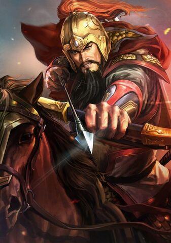 File:Huang Zhong (battle young) - RTKXIII.jpg