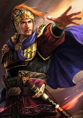 File:Lu Xun (battle high rank old) - RTKXIII.jpg
