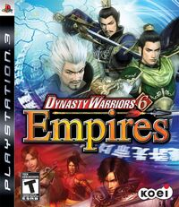 DW6 Empires cover