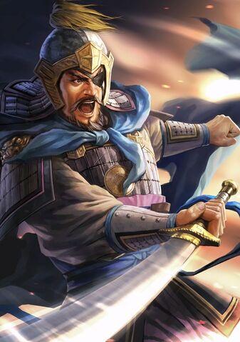 File:Xiahou Dun (battle eyepatch old) - RTKXIII.jpg