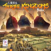 Three Kingdoms Redux boardgame
