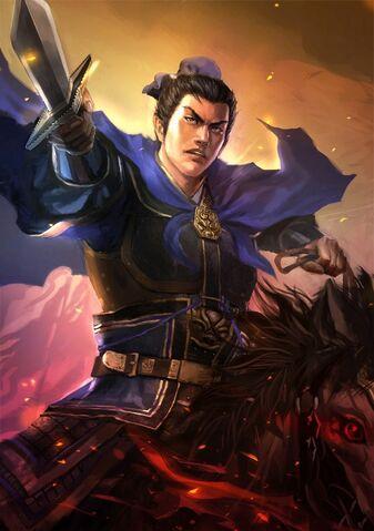 File:Cao Cao (battle adolescense) - RTKXIII.jpg