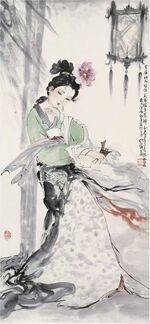 Yang Guifei (4 Beauties)