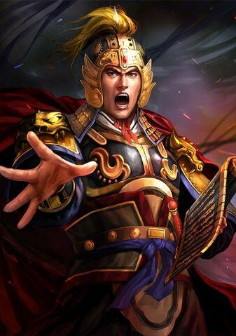 File:Lü Meng (battle high rank young) - RTKXIII.jpg