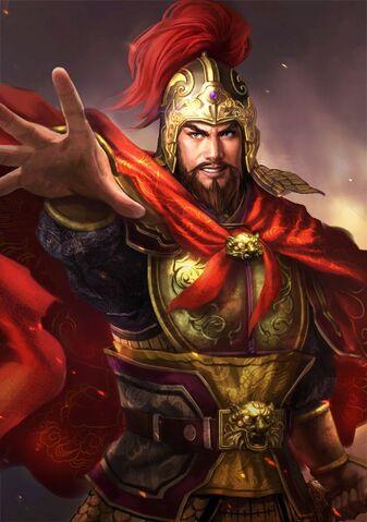 File:Sun Quan (battle high rank young) - RTKXIII.jpg