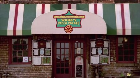 Wong's Pizza Place