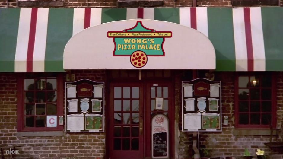 Thundermans Barb Wong's Pizza Palace | ...